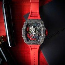 Richard Mille RM 035 RM35-02 Neuve Carbone 49.94mm Remontage automatique