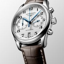 Longines Master Collection L2.629.4.78.3 New Steel 40mm Automatic