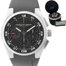 Porsche Design Steel 44mm Automatic Dashboard pre-owned United States of America, New York, Massapequa Park