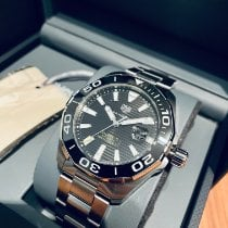 TAG Heuer Aquaracer 300M new 2021 Automatic Watch with original box and original papers WAY201A.BA0927