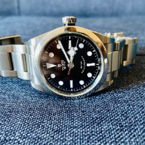 Tudor Black Bay 36 Steel 36mm Black United States of America, New Jersey, Parsippany