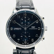 IWC Portuguese Chronograph pre-owned