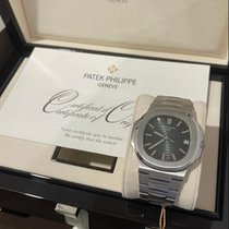 Patek Philippe Nautilus Steel 40mm Blue No numerals United States of America, Florida, Miami