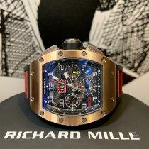 Richard Mille RM011 AJ RG Růžové zlato 2015 RM 011 použité