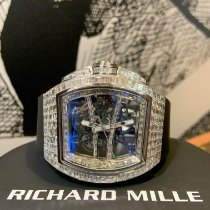 Richard Mille RM 061 White gold 50.23mm Transparent No numerals United States of America, Florida, Boca Raton