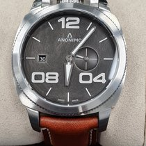 Anonimo Steel 43.5mm Automatic AM-1020.01.002.A02 pre-owned United Kingdom, London