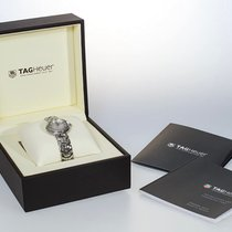 TAG Heuer Link Lady new 2019 Quartz Watch with original box and original papers WAT1416.BA0954