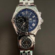 Breitling Crosswind Racing новые 2004 Автоподзавод Хронограф Часы с оригинальными документами и коробкой A1335512/B510