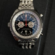 Breitling Chrono-Matic (submodel) new 2005 Automatic Chronograph Watch with original box and original papers A4136012/B765