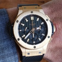 Hublot Big Bang 44 mm Rose gold 44mm Black No numerals United States of America, Illinois, Plainfield