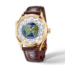 Patek Philippe 5231J-001 Ouro amarelo 2021 World Time 38.5mm novo