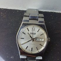 Titus Gold/Steel 36mm Automatic 712348 new