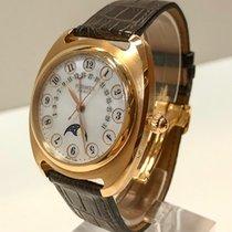 Hermès Dressage Złoto różowe 40mm Masa perłowa Arabskie