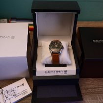 Certina Steel Automatic C006.407.11.058.00 pre-owned United States of America, North Carolina, Fayetteville