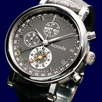 Sothis Steel 43mm Automatic new