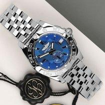 Breitling Galactic 36 Сталь 36mm Синий