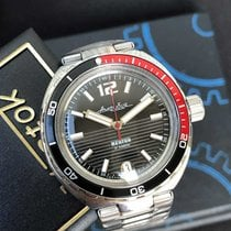 Vostok Steel 39mm Automatic new
