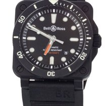 Bell & Ross BR 03-92 Ceramic Steel 42mm Black United States of America, Illinois, BUFFALO GROVE