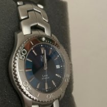 TAG Heuer Link Quartz pre-owned 39mm Blue