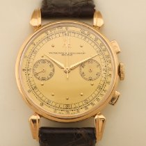 Vacheron Constantin Rose gold 35mm Manual winding 4072 pre-owned