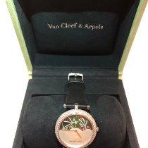 Van Cleef & Arpels (ヴァン クリーフ & アーペル) ホワイトゴールド 37mm 手巻き HH17222 新品 日本, Chuo