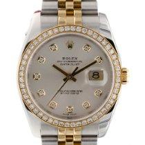 Rolex Datejust 116243 Sehr gut Gold/Stahl 36mm Automatik Deutschland, München