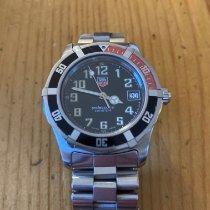 TAG Heuer 2000 Steel 35mm Black Arabic numerals United Kingdom, perth