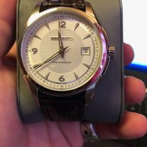 Hamilton Jazzmaster Viewmatic Steel 40mm Silver Arabic numerals United States of America, South Carolina, Spartanburg