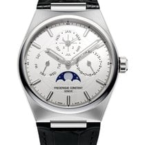 Frederique Constant Steel 41mm Automatic FC-775S4NH6 new