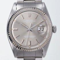 Rolex 1601 Ocel 1973 Datejust 36mm