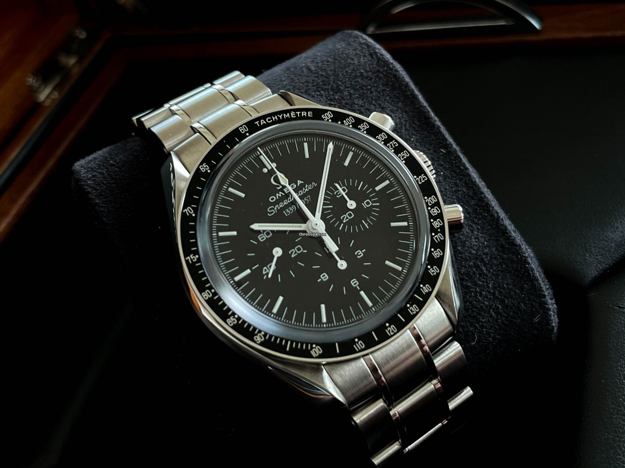 Omega Speedmaster Professional Moonwatch 311.33.42.50.01.001 2010 použité