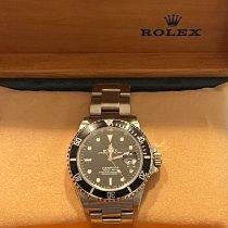 Rolex Submariner Date Steel 40mm Black No numerals United States of America, Indiana, 46530