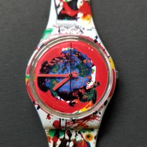 Swatch Plastic Quartz Special Edition new United States of America, Alabama, San Clemente