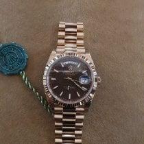 Rolex Day-Date 40 228235 Новые Pозовое золото Автоподзавод