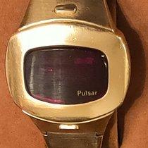 Pulsar Yellow gold 36mm Quartz 5201-2 pre-owned