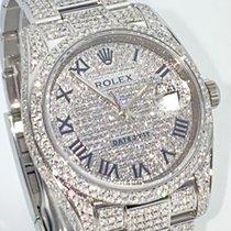 Rolex Datejust 126300 Nenošeno Zeljezo 41mm Automatika