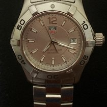 TAG Heuer Aquaracer Lady Steel 27mm Silver Arabic numerals United States of America, Tennesse, LA FOLLETTE