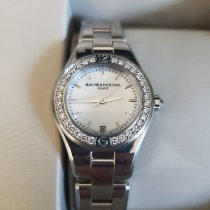 Baume & Mercier Linea Steel 27mm Mother of pearl United States of America, Kentucky, Alvaton