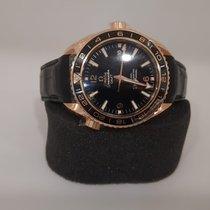 Omega 232.63.44.22.01.001 Rose gold 2021 Seamaster Planet Ocean new