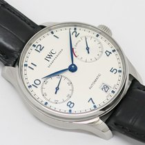 IWC Steel 42mm Automatic IW500705 pre-owned