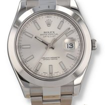 Rolex 116300 Steel 2013 Datejust II 41mm pre-owned United States of America, New Hampshire, Nashua
