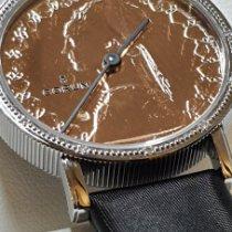Corum Coin Watch Steel 34mm Bronze