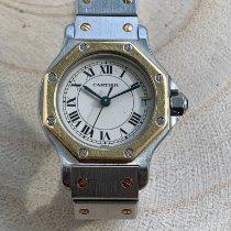 Cartier Santos (submodel) 187903 Muy bueno Acero 25mm Cuarzo