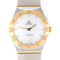 Omega Constellation Steel 28mm Mother of pearl