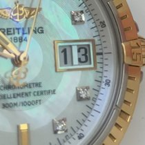 Breitling Galactic 41 Gold/Steel 41mm