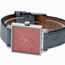 NOMOS Tetra neu 2021 Handaufzug Uhr mit Original-Box und Original-Papieren 494