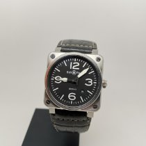 Bell & Ross BR 03 BR03-92-S Fair Steel 42mm Automatic United Kingdom, Leicestershire