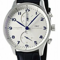 IWC Portuguese Chronograph new Automatic Watch with original box