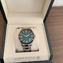 Certina DS-8 Steel 41,5mm Green