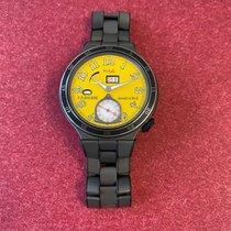 F.P.Journe Titanium Automatic Yellow Arabic numerals 42mm new Octa